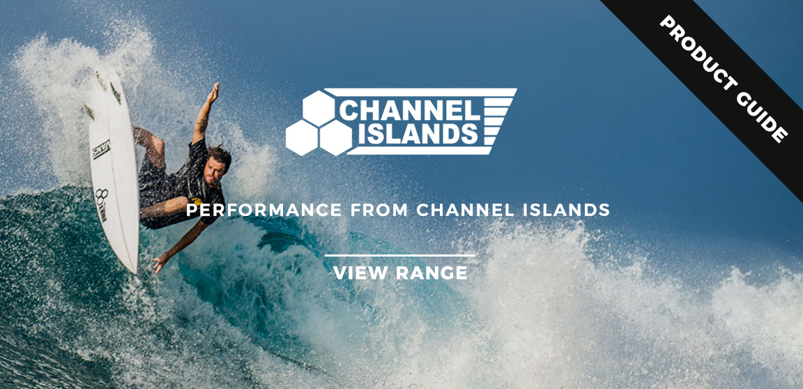 Channel Islands 2018 Range